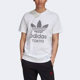 【HIROKO TAKAHASHI COLLECTION】Tシャツ (ホワイト)