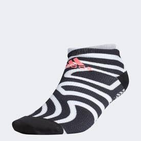 東京 ラン ソックス / Tokyo Run Socks (ブラック)