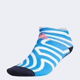 東京 ラン ソックス / Tokyo Run Socks (ブルー)