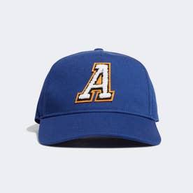 ロゴ ベースボールキャップ (ブルー)