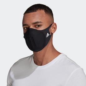 成型フェイスカバー - 非医療用 / Molded Face Cover / Not for Medical Use (ブラック)【返品不可商品】
