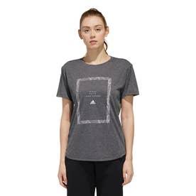 レディース 半袖機能Tシャツ W MH WORD Tシャツ FM5277
