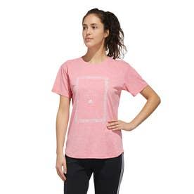 レディース 半袖機能Tシャツ W MH WORD Tシャツ FM5272