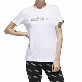 レディース 半袖Tシャツ W グラフィックTシャツ FM6177