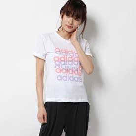 レディース 半袖Tシャツ W グラフィックTシャツ FM6150