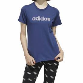 レディース 半袖Tシャツ W グラフィックTシャツ FM6178