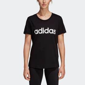 エッセンシャルズ リニア Tシャツ [Essentials Linear Tee] (ブラック)