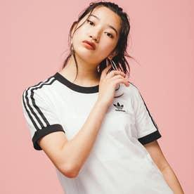 スリーストライプス Tシャツ [3-Stripes Tee] (ホワイト)