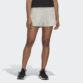 マストハブ メランジ ショーツ / Must Haves Melange Shorts (グレー)