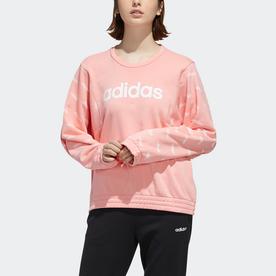 フェイバリット スウェットシャツ / Favorites Sweatshirt (ピンク)