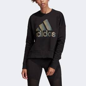 ID グラム スウェットシャツ / ID Glam Sweatshirt (ブラック)