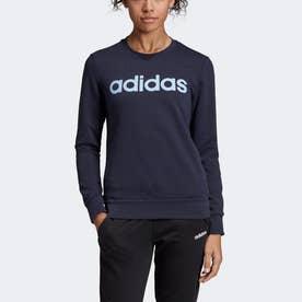 エッセンシャルズ リニア スウェットシャツ / Essentials Linear Sweatshirt (ブルー)