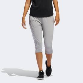 3ストライプス カプリパンツ / 3-Stripes Capri Pants (グレー)