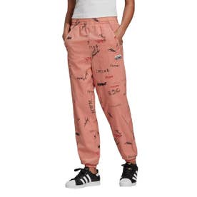 TRACK PANTS (PINK)