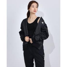 レディース 中綿ジャケット WSVRCTJKPADDED FS2436 (ブラック)