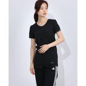 レディース 陸上/ランニング 半袖Tシャツ 25/7 TEE W DW4461 (ブラック)
