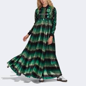 スパンコール ドレス (マルチカラー)