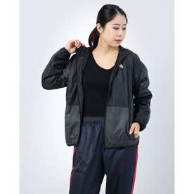レディース ウインドフルジップ WMHCBウインドジャケット GF7016 (ブラック)