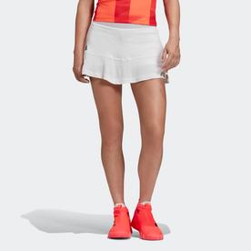 テニス マッチ スカート HEAT. RDY / MA SKR OLYMP H.RDY (ホワイト)