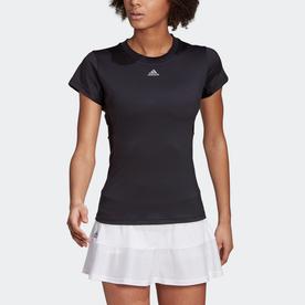 フリーリフト テニス 半袖Tシャツ / Freelift Tennis T-Shirt (ブラック)