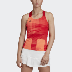 TENNIS Yタンク HEAT. RDY / TENNIS Y-TANK HEAT. RDY【返品不可商品】 (レッド)