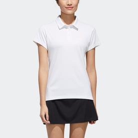 テニスポロシャツ HEAT. RDY / H.RDY W PL2 SL (ホワイト)