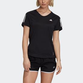 オウン ザ ラン クーラー 半袖Tシャツ / Own the Run Cooler Tee (ブラック)