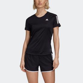 オウン ザ ラン 半袖Tシャツ / Own the Run Tee (ブラック)
