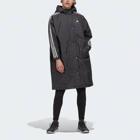インサレーテッドコート / Insulated Coat (ブラック)