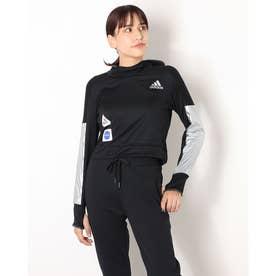 Space Race パーカー / Space Race Hoodie (ブラック)