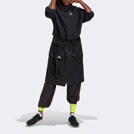 スポーツウェア 3-in-1 パーカー / Sportswear Three-in-One Parka (ブラック)