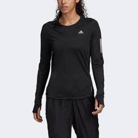 オウン ザ ラン 長袖Tシャツ / Own the Run Long Sleeve Tee (ブラック)