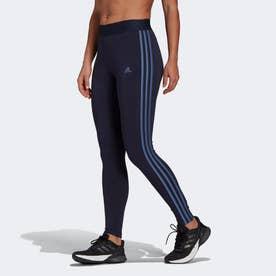 エッセンシャルズ 3ストライプス レギンス / Essentials 3-Stripes Leggings (ブルー)