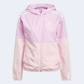 カラーブロック ジャケット / Colorblock Jacket (ピンク)