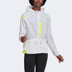 マラソン トランスルーセント ジャケット / Marathon Translucent Jacket (ホワイト)