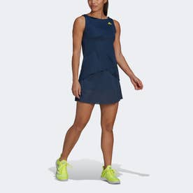 テニス HEAT. RDY PRIMEBLUE ワンピース / Tennis HEAT. RDY Primeblue Dress (ブルー)
