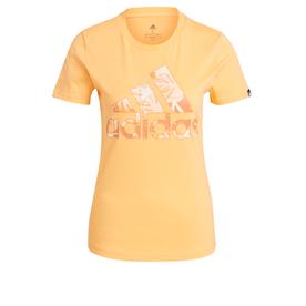 トロピカル グラフィック 半袖Tシャツ / Tropical Graphic Tee (オレンジ)