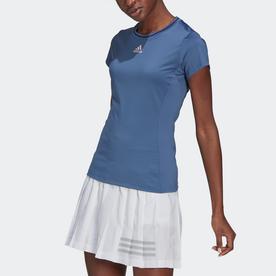 テニス フリーリフト 半袖Tシャツ / Tennis Freelift Tee (ブルー)