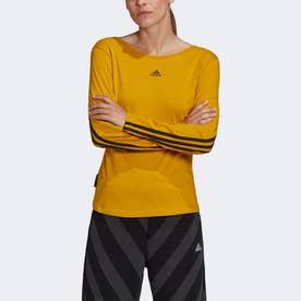 PRIMEBLUE 長袖Tシャツ / Primeblue Tee (ゴールド)