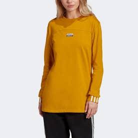 R.Y.V. 長袖Tシャツ (ゴールド)