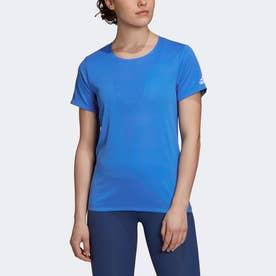 HEAT. RDY 半袖Tシャツ (ブルー)