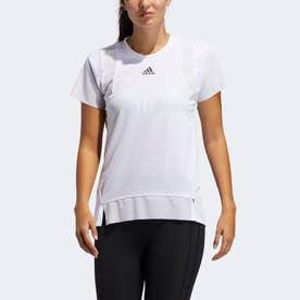 HEAT. RDY トレーニング 半袖Tシャツ / HEAT. RDY Training Tee (ホワイト)