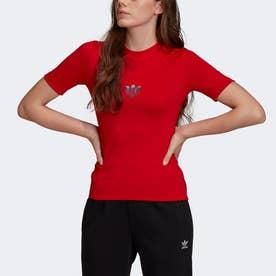 アディカラー Tシャツ (レッド)