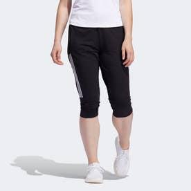 3ストライプス カプリパンツ / 3-Stripes Capri Pants (ブラック)