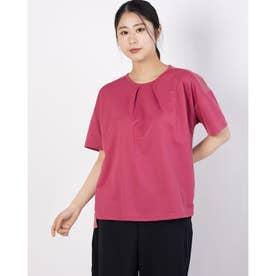 レディース 半袖Tシャツ WMHTEROTEE GM8820 (ピンク)