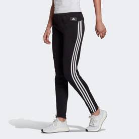 スポーツウェア 3ストライプス スキニーパンツ / Sportswear 3-Stripes Skinny Pants (ブラック)