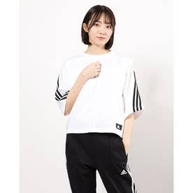 レディース 半袖Tシャツ W3stPBTEE GN1836 (ホワイト)