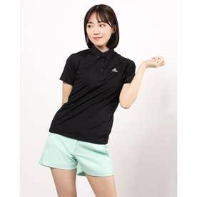レディース ゴルフ 半袖シャツ HEAT.RDY 半袖ボタンダウンシャツ GM3750 (ブラック)