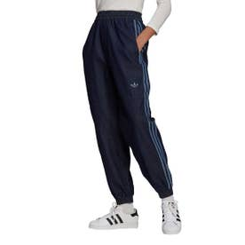 DENIM TRACK PANTS (INDIGO)