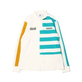 POLO LS UNISEX (OFFWHITE)
